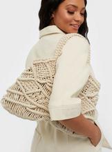 Pieces Pcnanna Crochet Bag Sww Handväskor