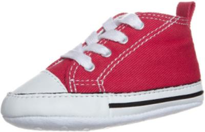 Converse CHUCK TAYLOR FIRST STAR Babyskor red