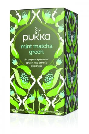 PUKKA - Mint Macha Green Tea