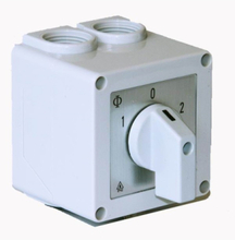 3 pole switch 1-0-2 enclosed (ip42) ca10 a212 pn1
