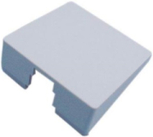 Cover 8 pin no logo white