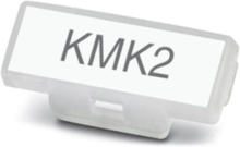 Plastic cable markers kmk 2