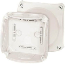 Cable junction box without terminals 130x130x77