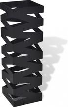Paraplystativ i stål - 48,5 cm