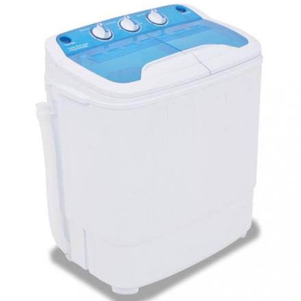 Minivaskemaskin tvillingkar 5,6 kg