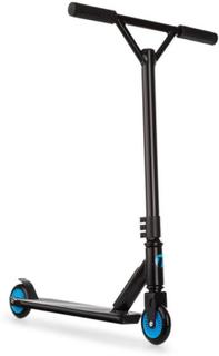 Stuntz Kickscooter aluminium 100mm PU-hjul ABEC-9 kullager 360° styre