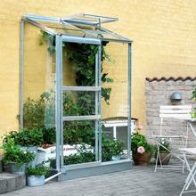 Halls Växthus Altan 0,91 kvm, Glas