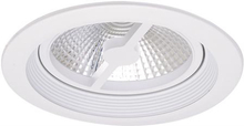 Malmbergs Downlight MD-157, LED, 10W, Vit, IP21