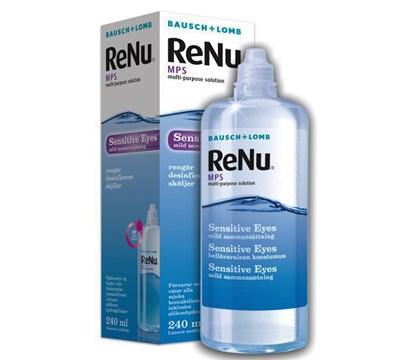 Bausch & Lomb ReNu Multi-Purpose Solution 240 ml