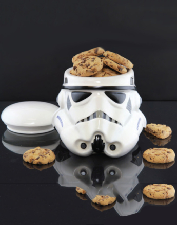 Stormtrooper Kakeboks i Keramikk 18x16 cm