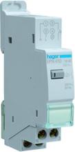 Latching relay elektronic 1no 230v