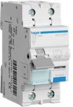 Rcbo electronic rcd 1p+n 13a/c hi