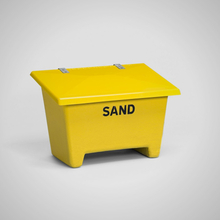 Formenta Sandbehållare 250 L Gul
