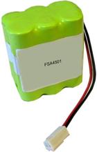 Batterypack 7.2v/1.6ah security fsa4501