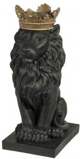 Dekoration, kung lejon