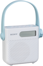 ICF-S80 - AM/FM - Mono - Hvit
