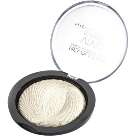 Vivid Baked Highlighter Makeup Revolution Highlighterit
