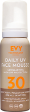 EVY Daily Face Mousse SPF30, 75 ml EVY Technology Solskydd