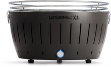 LotusGrill Kolgrill XL 43,5 cm-Antracitgrå