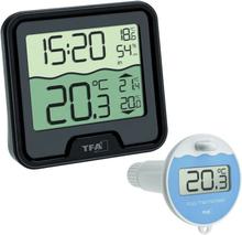 TFA Marbella Trådløst bassengtermometer