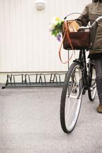 Varax Cykelställ 154-Grå