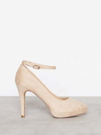 Pumps - Beige Duffy Party Heel