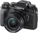 Fujifilm X-T2 + XF 18-55/2,8-4,0 LM OIS Svart, Fuj