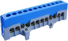 Neutral terminal blue n12-f2 12x16mm2