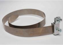 Earth clip 8-165mm 1/8 - 6 l 605mm 2.5 - 25mm2
