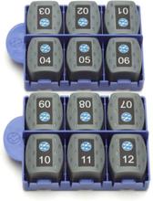 Remote units for vdv ii x 12