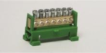 Earthing terminal green pe7 7x16mm2