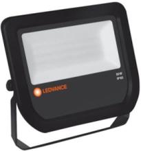 Ledvance floodlight 50w/3000k black ip65