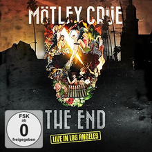 Mötley Crüe - The End - Live in Los Angeles - Blu-ray - multicolor