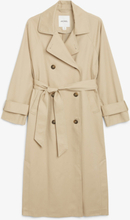 Classic trench coat - Beige