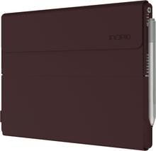 Incipio Faraday Slim Folio Surface Prolle (viinpunainen)