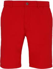 Classic Chinos Shorts Röd