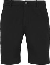 Classic Chinos Shorts Svart