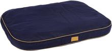 Kerbl hundepude Jerome 60x40x6 cm marineblå 81312