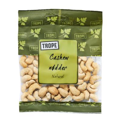 Trope Luomu Cashew Pähkinät 50 g