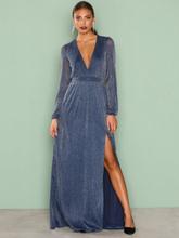 NLY Eve Shimmery Maxi Gown Maxiklänningar