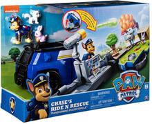 Paw Patrol Ride n Rescue Kjøretøy - Chase
