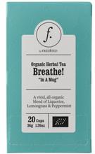 Fredsted Bio Kräutertee Breathe! 36 g