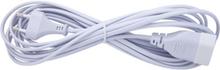 Prokord Maadoittamaton 5 Metrin Valkoinen Jatkojohto 5m Europlug (power Cee 7/16) Uros Europlug (power Cee 7/16) Naaras
