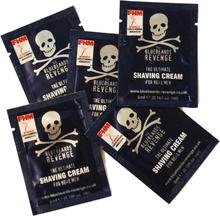 The Bluebeards revenge Shaving cream 5x5ml