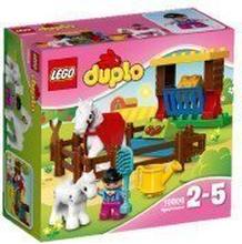 LEGO® DUPLO® Pferde 10806