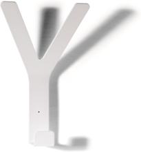 SMD Design Krokar Y Hook Maxi- Mörkgrå