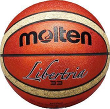Molten B7T3500 basketball