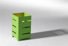 SMD Design Ljuslykta Clara- Grön