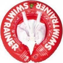 FREDS SWIMTRAINER Classic rot 3 Monate - 4 Jahre