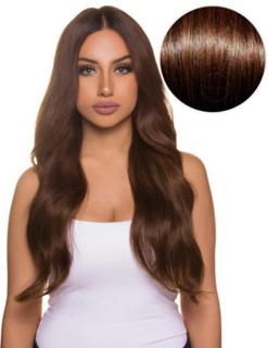 Bellami Hair Löshår Bellissima 220g Chocolate Brown
